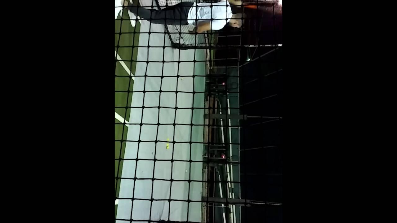 batting cage youtube