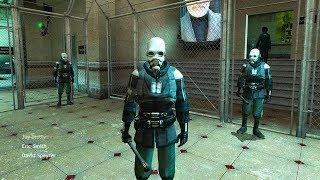 Half-Life 2 | Xbox One X Gameplay | 4K Enhanced Backward