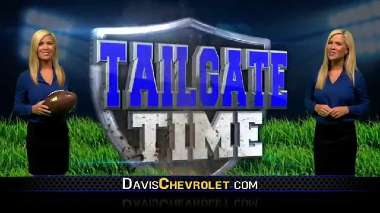 Tailgate Time At Davis Chevrolet In Houston Tx Youtube
