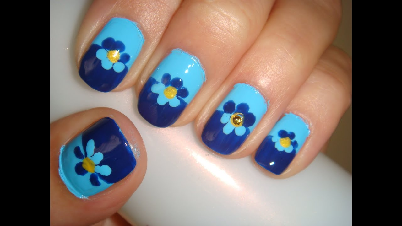 Fun And Easy Nail Designs For Short Nails