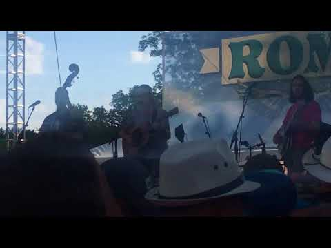 Billy Strings. Come on Down the Mountain Katie Daly. ROMP Festival. 06/30/2018