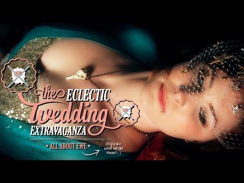 Eclectic Wedding Extravaganza - Loz Morgan Wedding Films
