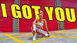 ТАНЕЦ - I GOT YOU - BEBE REXHA - MAY J LEE #DANCEFIT