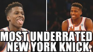 Frank Ntilikina - The New York Knicks most UNDERRATED Player!