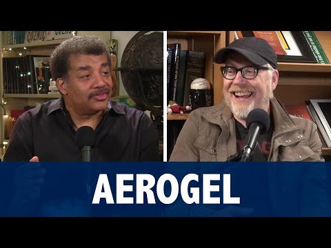 Pipes - Adam Savage Blown Away by Neil deGrasse Tyson's Aerogel