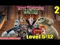 Hotel Transylvania: Monsters! Puzzle Action Game - Android Gameplay #2
