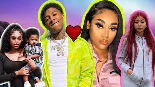 NBA Youngboy Said I Need 🅰️ WIFE & Left Kayylmariee 4️⃣ Baby Mama Jania Meshell