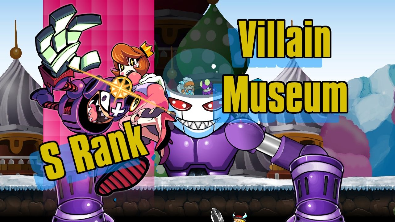 Nefarious Villain Museum S Rank Youtube