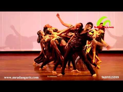 Chunar | Disney's ABCD 2 | Varun Dhawan | Mrudang academy | contemporary dance