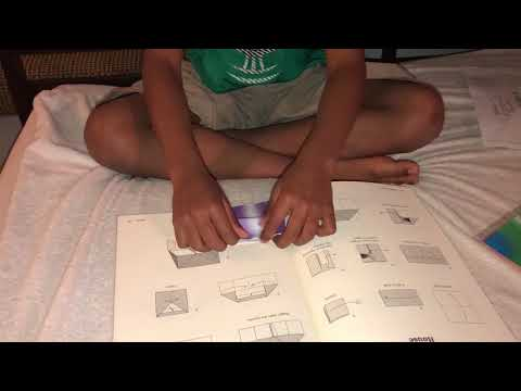 How to make paper piano