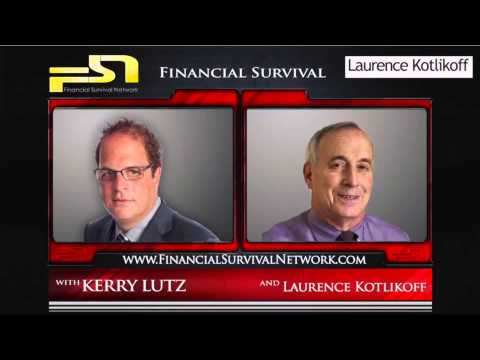 Laurence Kotlikoff--His Best Selling Book On Getting All The Social Security You Deserve #2551