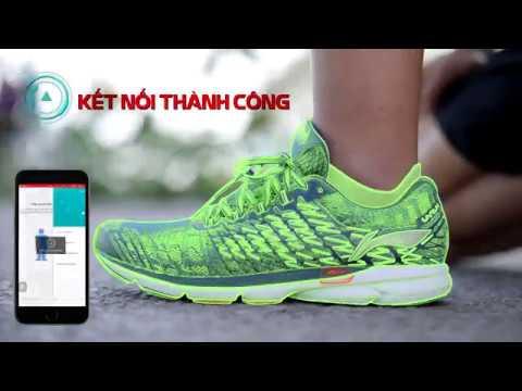 LI-NING Smart Shoes 2018 - YouTube