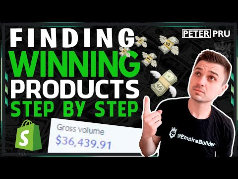 How I Find $1000+/Day Dropshipping Products In 2019! (STEP BY STEP) thumbnail