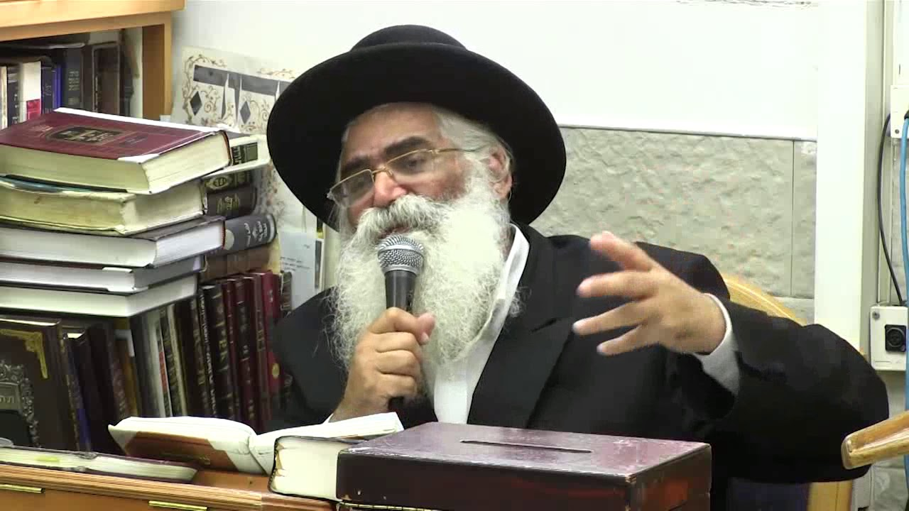 הרב יורם אברג'ל - המסר היומי - ישראלי בעוצמתו - ד' אייר תשע''ט