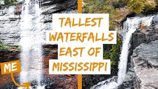EPIC CAMPING AT FALL CREEK FALLS - Waterfalls Galore in Tennessee