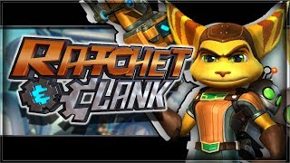 connectYoutube - RATCHET AND CLANK [HD COLLECTION] - MY FIRST TIME PLAYING! - GAMEPLAY - WALKTHROUGH - PART: 1