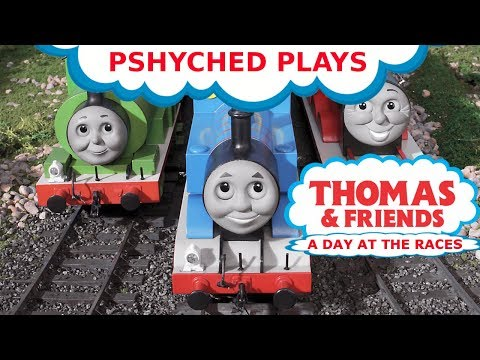 159  Thomas & Friends: A Day at the Races Part 1  Pshyched Plays PS2