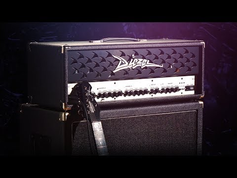 UAD Diezel Herbert Guitar Amp Plug-in