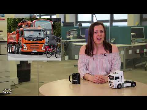 A Week In Trucks News Bulletin - Direct Vision Standard vehicle ratings to come from manufacturers