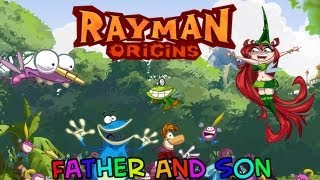 Rayman Origins Gameplay - Part 1