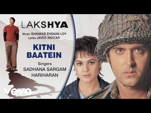 Kitni Baatein - Official Audio Song | Lakshya | Shankar Ehsaan Loy