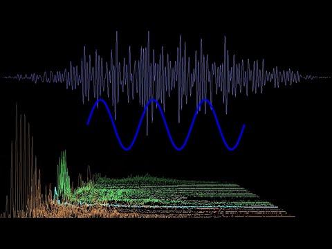 Sound As Sine Waves