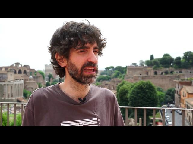 Samer Hassan - Interview at DSIFair2018