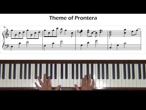 Theme of Prontera (Ragnarok Online OST) Piano Tutorial - YouTube