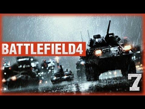 Смотреть прохождение игры Battlefield 4. Серия 7: Опять виноваты русские.