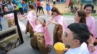 Cô gái Thái Lan nhảy nhạc Dj part 2 - KHMER SÓC TRĂNG