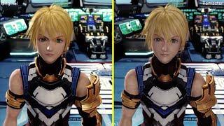 Star Ocean The Last Hope Xbox 360 Original vs Remaster PS4 Pro / PC 4K Graphics Comparison