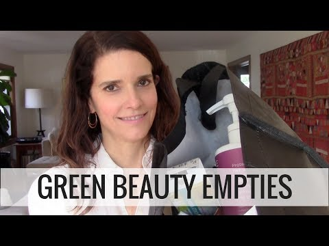 GREEN BEAUTY EMPTIES January 2018
