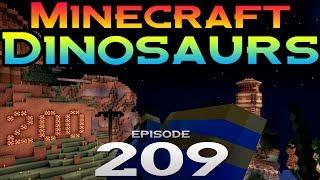 Minecraft Dinosaurs! || 209 || Supply Dig