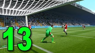 FIFA 17 The Journey - Part 13 - OWN GOAL!