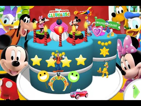 mickey mouse clubhouse full game episodes disney junior happy birthday youtube. Black Bedroom Furniture Sets. Home Design Ideas
