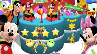 Mickey Mouse Clubhouse Full Game Episodes - Disney Junior Happy Birthday