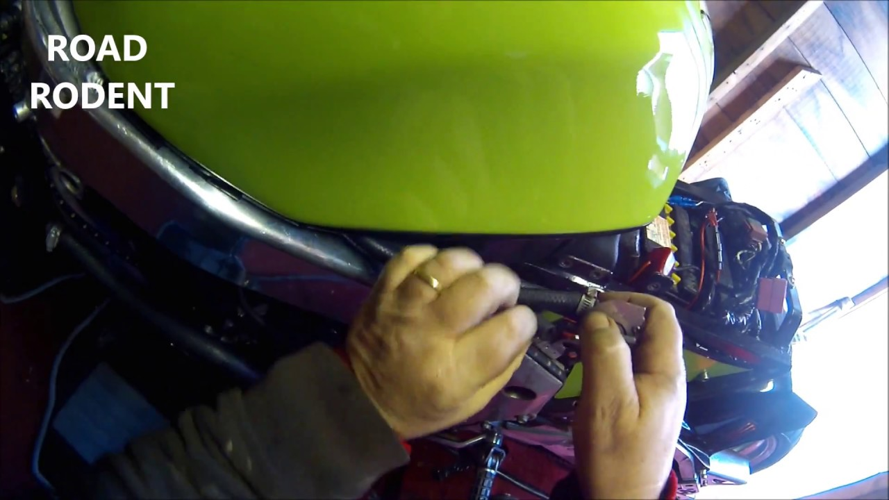 How To Fix A Zxr Fuel Pump Without Spending Penny Youtube 99 Zx7r Wiring Diagram