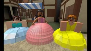 The Roblox Sisters| The Schuyler Sisters | Hamilton Stop Motion | Boomblox