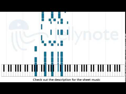 The Weight The Band Piano Sheet Music Youtube
