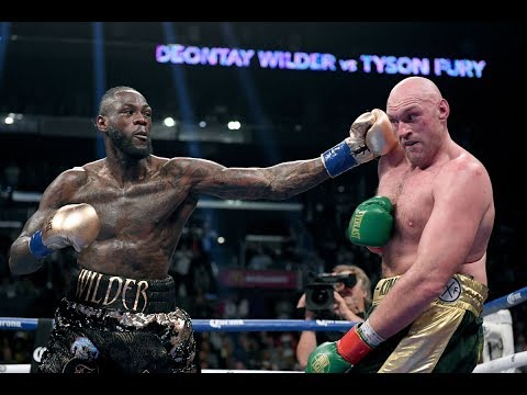 RESCORING Tyson Fury vs Deontay Wilder (DETAILED BREAKDOWN)