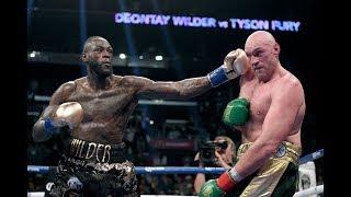 RESCORING Tyson Fury vs Deontay Wilder (DETAILED BREAKDOWN)