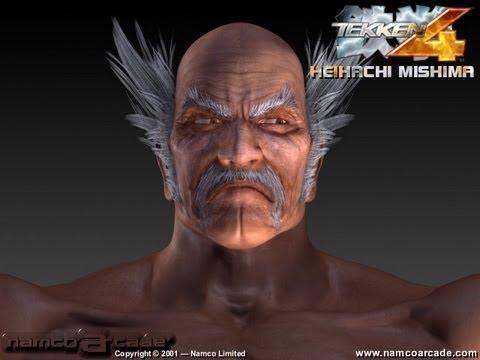 Tekken 4 Heihachi Mishima Ending Hq