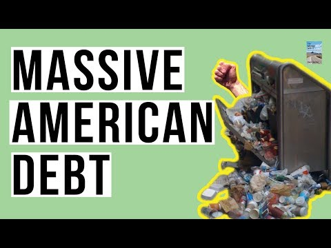 The Great American Debt COLLAPSE! Nowhere To Hide as Debt Spirals Out of Control!