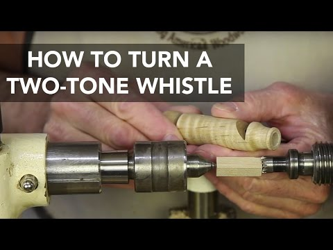 How to Make a Two Tone Whistle