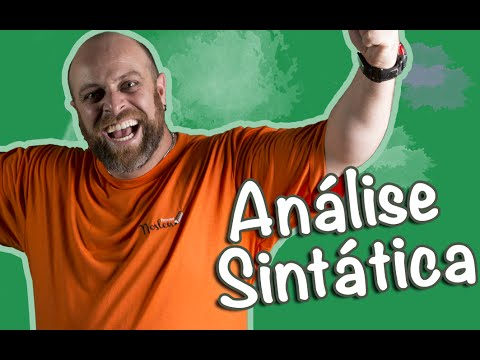 Análise Sintática [Prof Noslen] from YouTube · Duration:  9 minutes 28 seconds