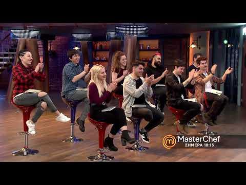 MasterChef 2019 - trailer 44ου επεισοδίου (Κυριακή 24.3.2019) - MasterClass