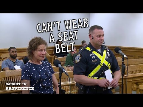 Can't Wear a Seatbelt, The Judge is Never Wrong, Liberian Pride