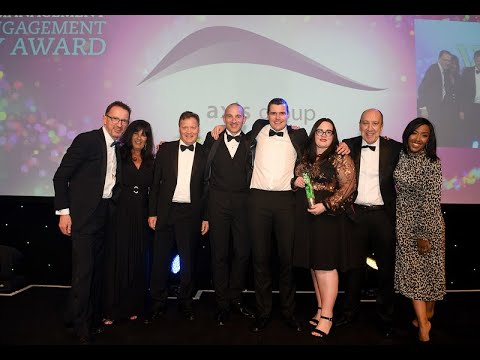 Employee Engagement Strategy of the Year: Axis Group Integrated Services