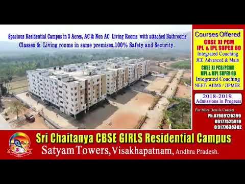 SRI CHAITANYA CBSE GIRLS RESIDENTIALS