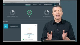 A demonstration of IBM BlueMix